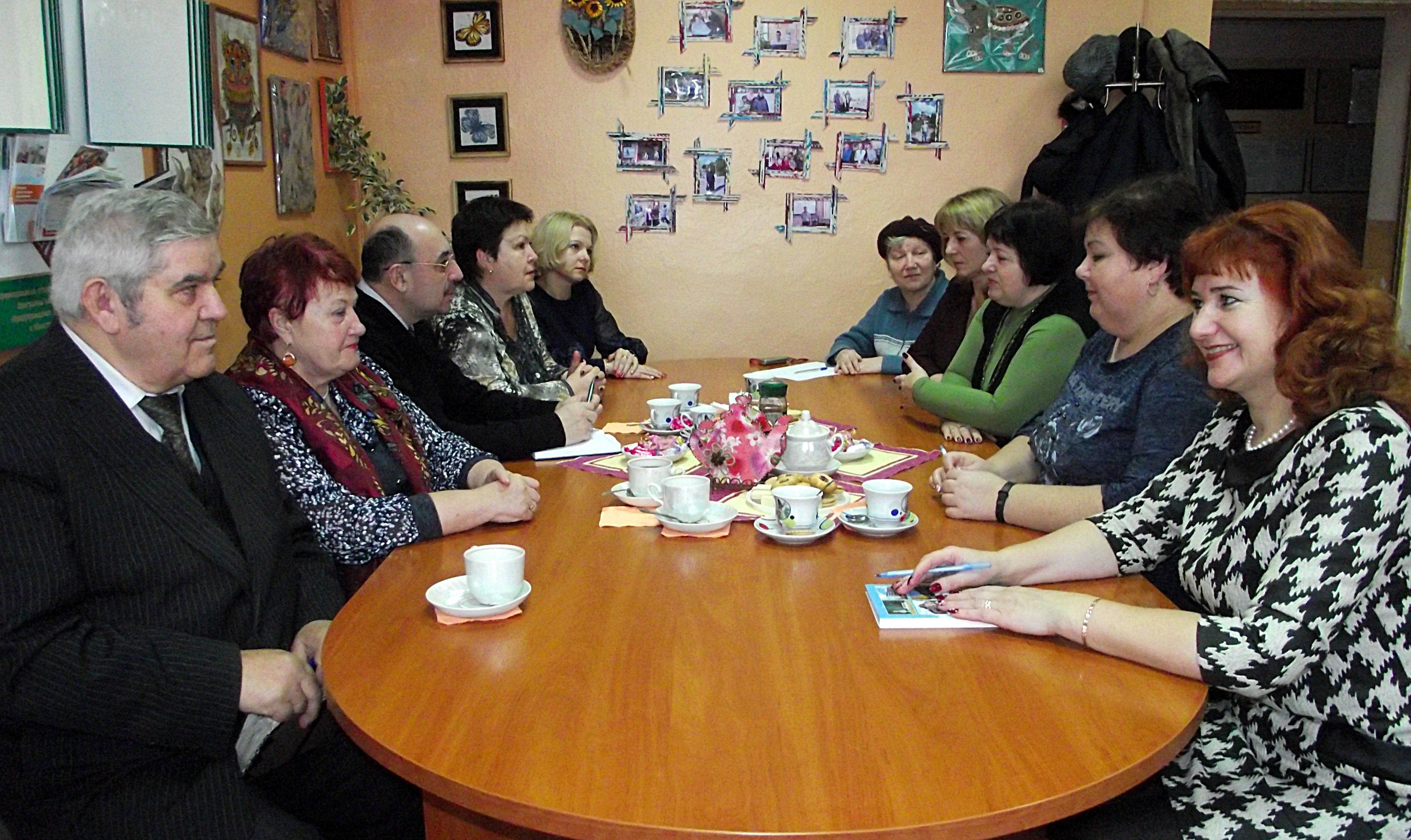 В Лиозно состоялись круглый стол и концерт, посвящённые Международному дню инвалидов