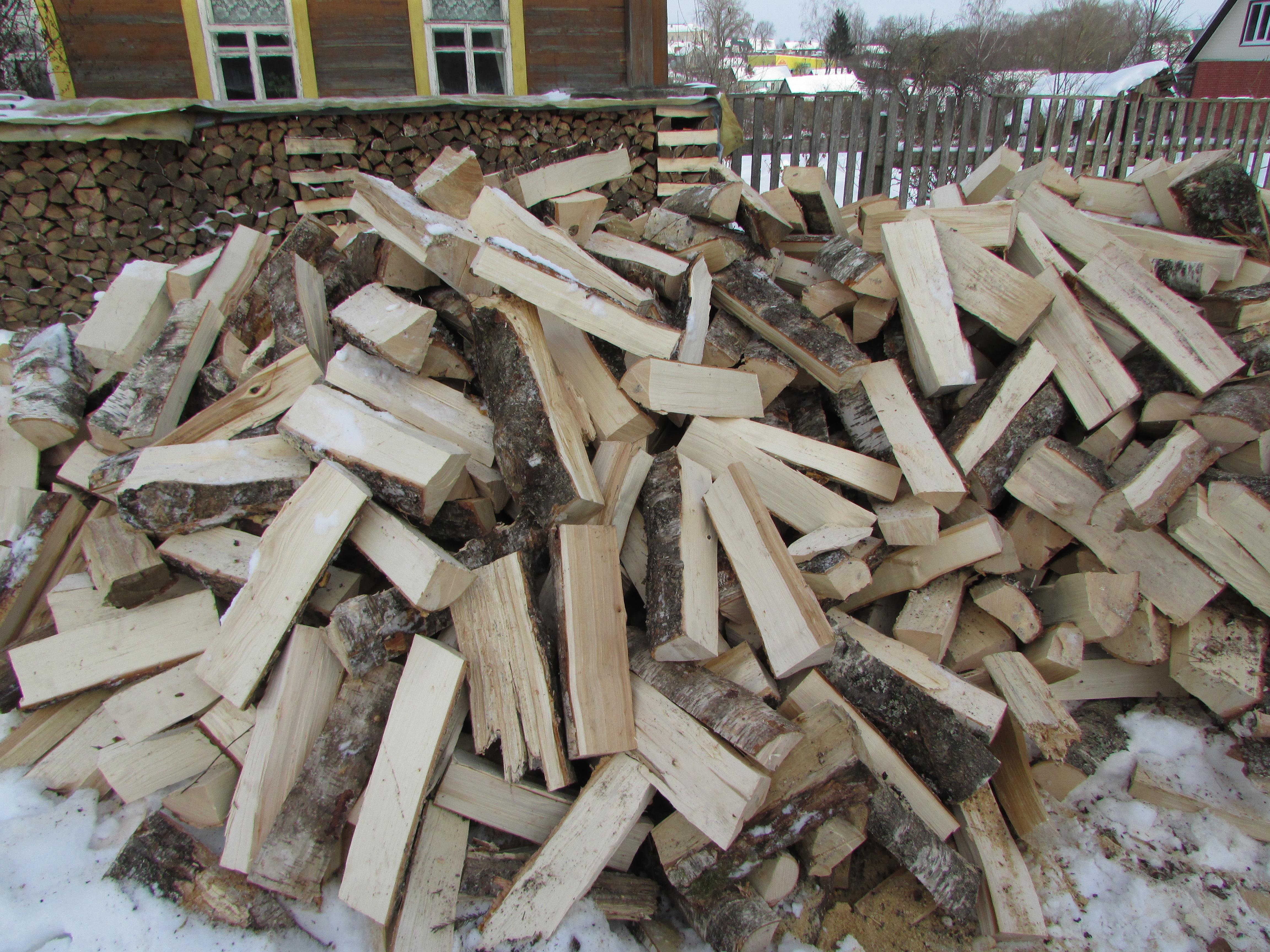 Заготавливать дрова станет проще