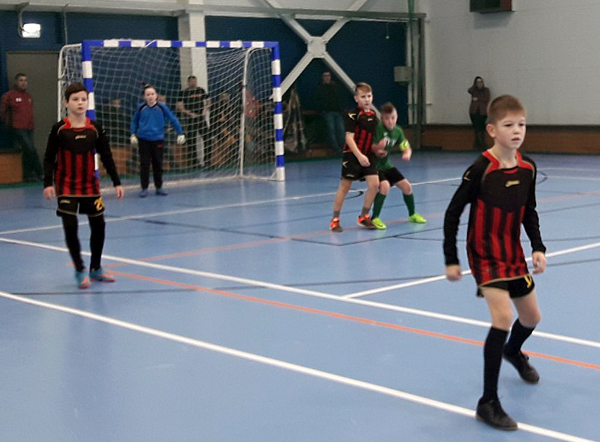 Лиозненские юные футболисты в очередной раз приняли участие в «Международной детской лиге звёзд «Смоленск-2019»