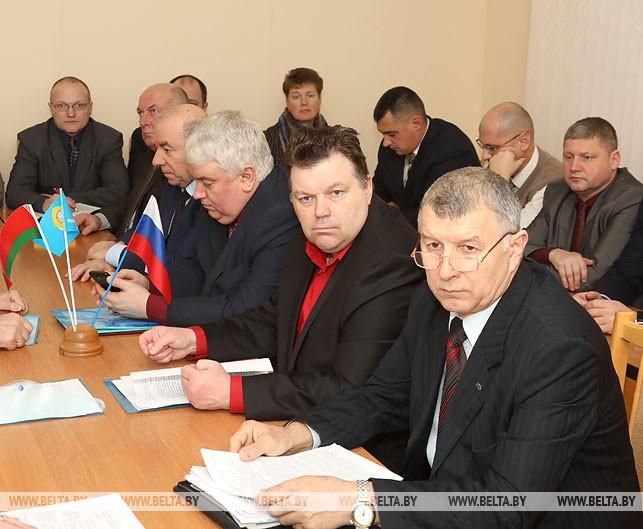 Профсоюзы Витебской, Псковской и Смоленской областей подписали соглашение о сотрудничестве