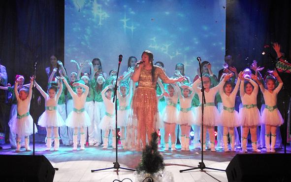 В Лиозненском РЦК состоялось мероприятие, посвящённое празднованию Рождества Христова