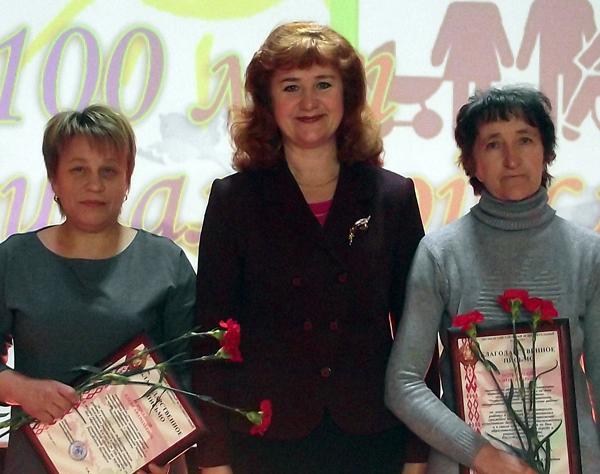 В Лиозно состоялось праздничное мероприятие, посвящённое 100-летию системы органов по труду и социальной защите Республики Беларусь (дополнено)