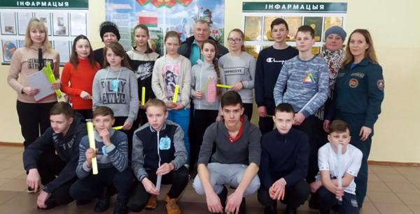 В рамках акции «Единый день безопасности»стартовал молодёжный проект «3D»