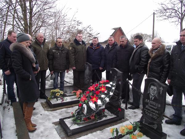 В Лиозно прошёл ряд мероприятий, посвящённых 30-летию вывода советских войск из Афганистана (дополнено)