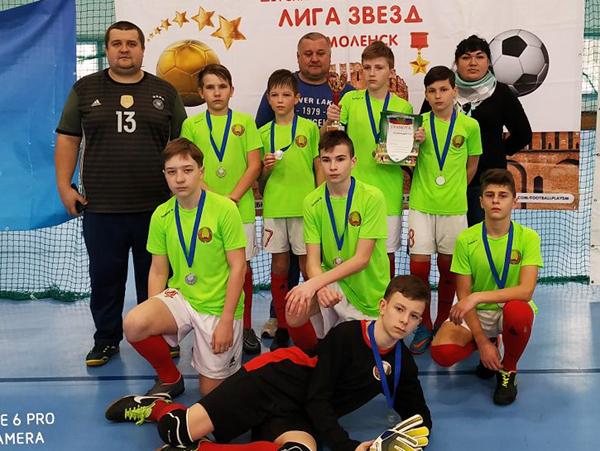 Первый крупный успех Лиозненцев в «Международной детской лиге звезд «Смоленск-2019»