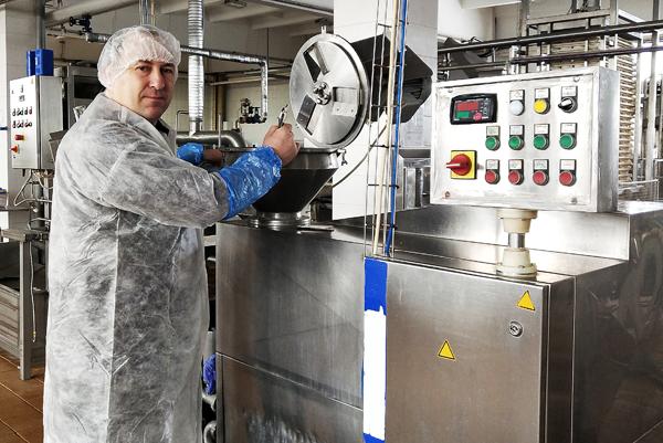 Вернуть рынок «Сулугуни», довести до ума «Camembert»– основные задачи лиозненского молокозавода