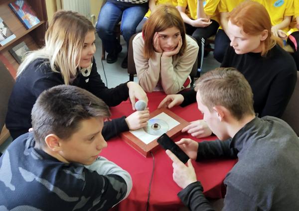 Битва школ Лиозненского района в формате «3D»