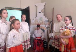 Раённы фальклорны праект-конкурс  «Бабулін скарб»