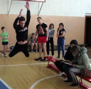 В Лиозно прошли соревнования по летнему многоборью «Здоровье»