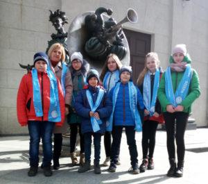 В цирк с помощью Белорусского фонда мира