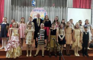 В Лиозненской ДШИ прошёл открытый районный фестиваль-конкурс «Играем вместе»