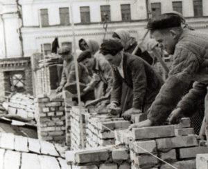 Как после войны восстанавливали жильё