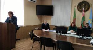 Состоялся семинар-практикум с ответственными по идеологической работе в организациях и на предприятиях Лиозненщины