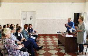 Отчётно-выборная кампания в профсоюзных организациях Лиозненского района продолжается