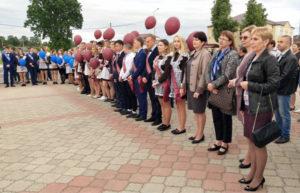 В Лиозно состоялся парад выпускников (ВИДЕО)