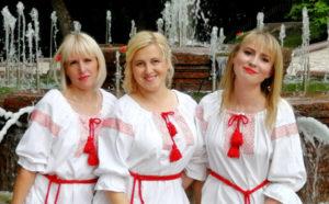 Лиозненские артисты на «Славянском Базаре в Витебске»