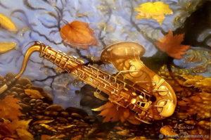 Творческий вечер известного саксофониста  Артура Арнольдовича Егорова