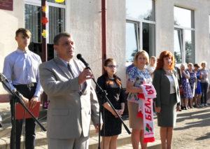 2 сентября во всех школах Лиозненского района прошли  торжественные линейки