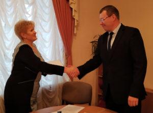 Отчётно-выборочная кампания в профсоюзных организациях Лиозненского района вышла на новый уровень