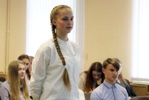 Состоялось третье заседание Молодёжной палаты при районном Совете депутатов