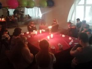 В Лиозненском РЦК состоялась первая встреча любителей настольных игр