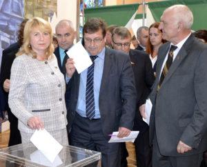 Представители от Витебщины  в Совет Республики избраны