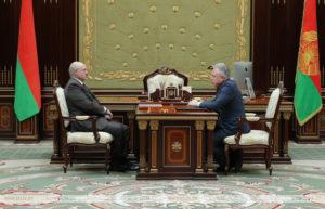 Александр Лукашенко поблагодарил ФПБ за активное участие в парламентской избирательной кампании