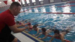 Приходите учиться плавать