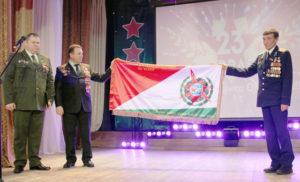 В Лиозно состоялось Торжественное мероприятие, посвящённое Дню защитников Отечества