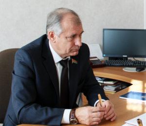 В Лиозно провёл личный приём депутат Палаты представителей Национального собрания Республики Беларусь