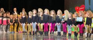 «SUPER Детки» из Лиозно на республиканском конкурсе RED CAT