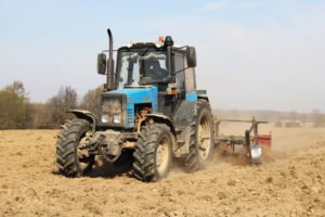 Все хозяйства Лиозненского района приступили к массовому севу зерновых