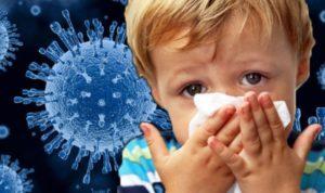 Коронавирус и дети