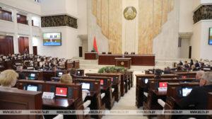 Парламент назначил президентские выборы на 9 августа