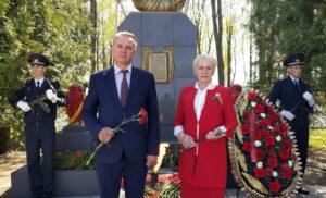 В Лиозно состоялись торжественные мероприятия, посвящённые 75-летию Великой Победы