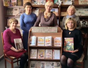 Лиозненские библиотекари –  первые  в республике