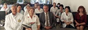 В Лиозненском районе прошли встречи в трудовых коллективах