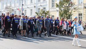 Представители Лиозненщины приняли участие в областном фестивале-ярмарке «Дажынкі-2020»