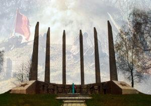 10 октября –  День освобождения  Лиозненского района от немецко-фашистских  захватчиков