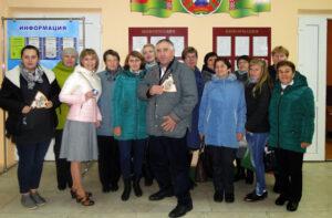 Представительницы Лиозненщиныприняли участие в семинаре по агробизнесу