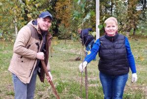3 октября на Лиозненщине прошёл районный субботник.