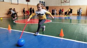 Акция «Белгосстрах-детям!» прошла в СШ №1 г.п. Лиозно