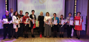 В Лиозненском РЦК чествовали работников культуры