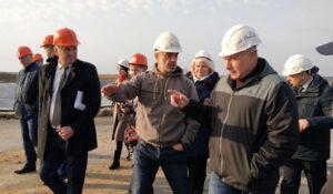 Свинорепродуктор в Пушках: ещё один шаг к обновлению свиноводческой отрасли области