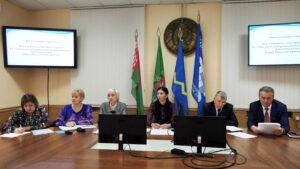 В Лиозно состоялось заседание Совета Лиозненского районного объединения профсоюзов