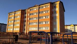 В Лиозно введён в эксплуатацию очередной сорокаквартирный жилой дом