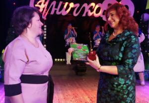 В Лиозно состоялась церемония вручения районной премии «Сунічка»