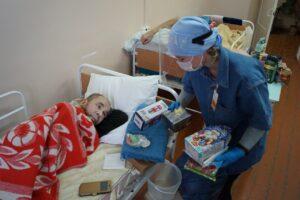 Взрослым онкопациентам хосписов нужна Ваша помощь