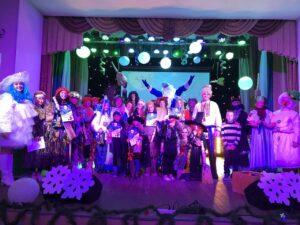 В Лиозно прошёл слет-конкурс Бабок Ёжек