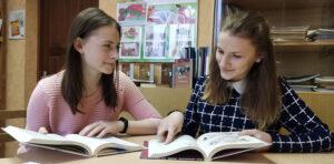 Ученицы Добромыслинской школы стали призёрами областного этапа республиканской олимпиады
